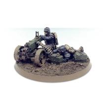 Death Korps of Krieg Heavy Bolter Team 1