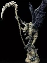 Chaos Daemons Plague Angel Resin Model Kit