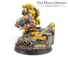 Warhammer Resin Model