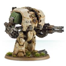 Warhammer 40K Resin Model