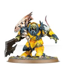 MEGABOSS orc Chaos Warhammer 40K Resin Model