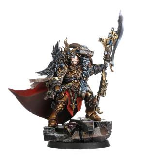 Constantin Warhammer Resin Model