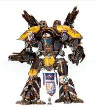 WARLORD TITAN Warhammer 40K Forge World Resin Model