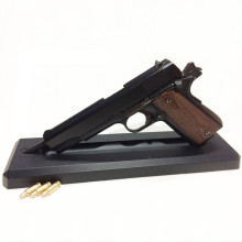 M1911 Metal Colt 1: 2.05 alloy military model gun model detachable shell throw pistol model cannot be launched