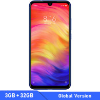Xiaomi Redmi Note 7 Global Version (8-Core S660, 3GB+32GB)