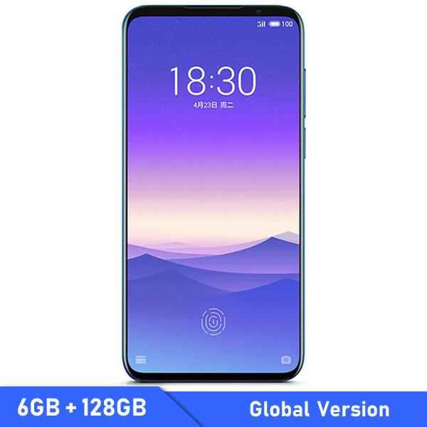 Meizu 16s Global Version (8-Core S855, 6GB+128GB)