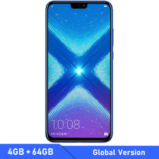Huawei Honor 8X Global Version (8-Core Kirin710, 4GB+64GB)