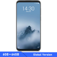 Meizu 16th Global Version (8-Core S845, 6GB+64GB)