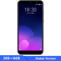 Meizu M6T Global Version (8-Core MT6750, 2GB+16GB)