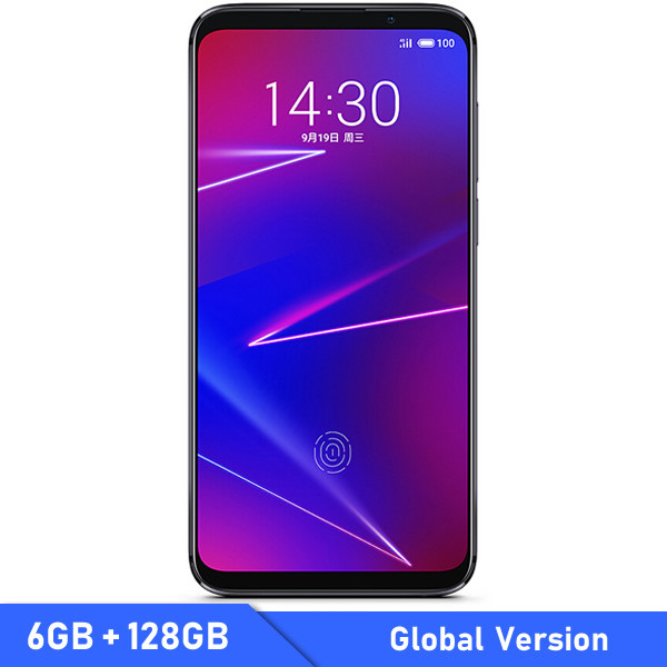 Meizu 16 Global Version (8-Core S710, 6GB+128GB)