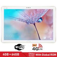 Huawei MediaPad M5 Lite (10.1  4G LTE, 8-Core Kirin659, 4GB+64GB)