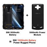 Doogee S90 (8-Core Helio P60, 6GB+128GB) - Power Edition