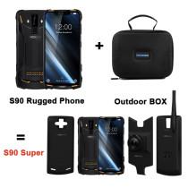 Doogee S90 (8-Core Helio P60, 6GB+128GB) - Super Suit