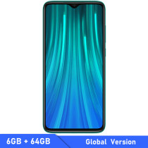 Xiaomi Redmi Note 8 Pro Global Version (8-Core Helio G90T, 6GB+64GB)