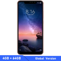 [Liquidación] Xiaomi Redmi Note 6 Pro Global Version (8-Core S636, 4GB+64GB)