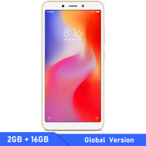 [Liquidación] Xiaomi Redmi 6A Global Version (4-Core Helio A22, 2GB+16GB)