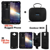 Doogee S90 Pro (8-Core Helio P70, 6GB+128GB) - Super Suit