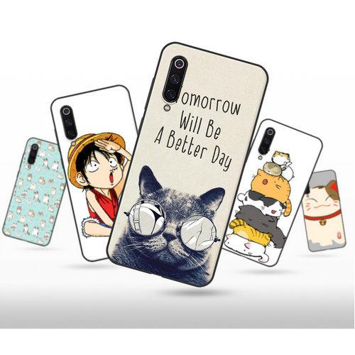 PURE COLOR Carcasa  para Xiaomi Mi 9 Pro 5G Serie Cartoon
