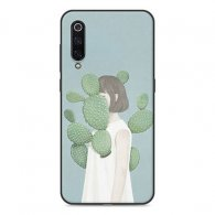 PURE COLOR Carcasa para Xiaomi Mi 9 (Mi9) Serie Girls
