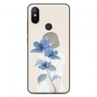 PURE COLOR Carcasa para Xiaomi Mi 6X/A2 Serie Girls
