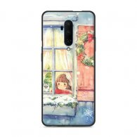 PURE COLOR Carcasa para Oneplus 7T Pro Serie Girls