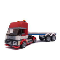 MOC-10750 Euro Truck & trailer