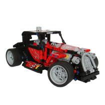 MOC-26503 / 8041: Hot Rod Mk II