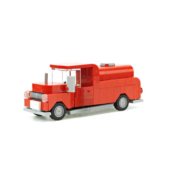 MOC-10028- Gasoline Tanker Truck
