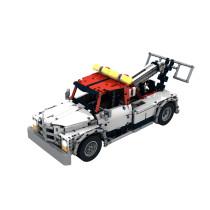 MOC-8036-Custom RC Classic Tow Truck
