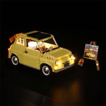 Fiat 500 # light set for (10271)