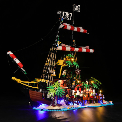 Pirates of Barracuda Bay Light Set #21322