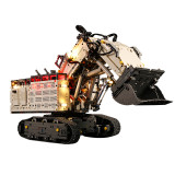 Liebherr R 9800 Excavator Light set # 42100