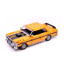 MOC-6296 1971 Ford Falcon XY GTHO III