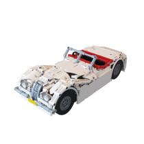 MOC-10690 Classic Jaguar Roadster