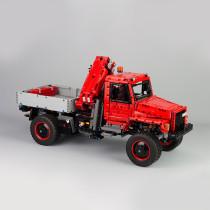 MOC-40482 42082 Model E - Offroad Truck