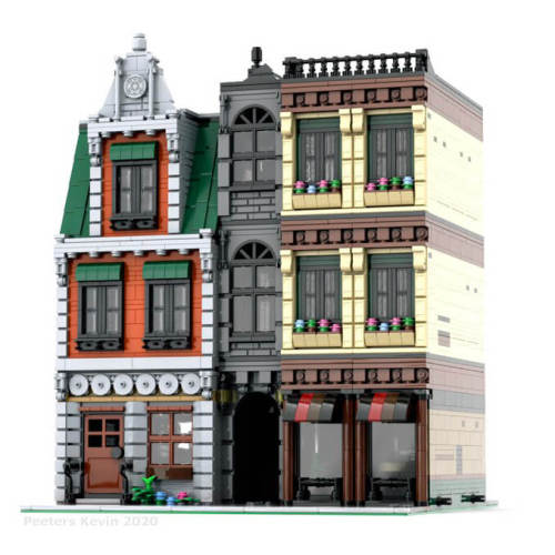 MOC-37229 Modular DownTown CityCenter