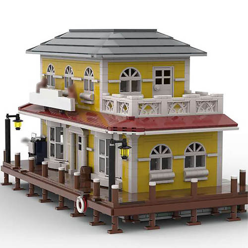 MOC-39949 Pet Shop