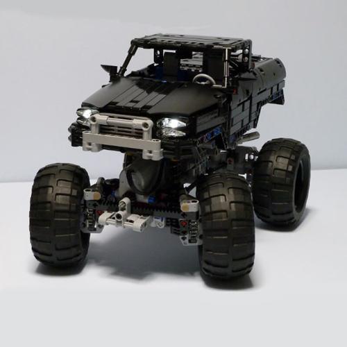 MOC-1519 Trial Truck 4x4