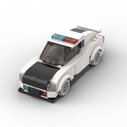 MOC-30825 Police Dodge Charger