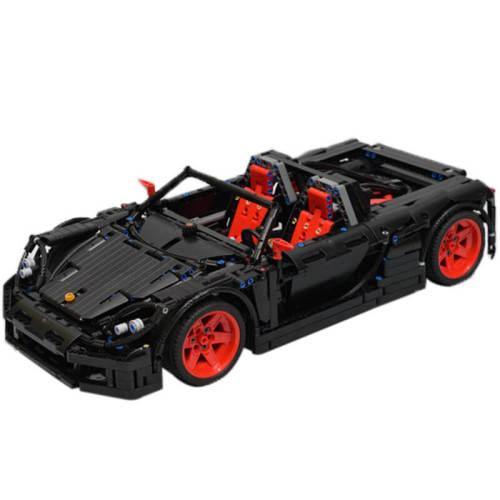 MOC-8581 Porsche Carrera GT (1:10) Black