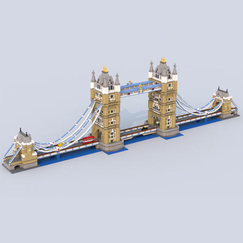 MOC-12269 London Tower Bridge Extension