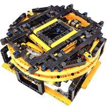 MOC-22252 Technic Motorised Display Turntable