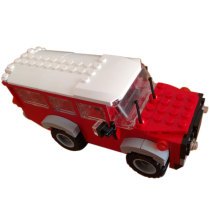 MOC-7455 AWD Champions : Land Rover Defender 110
