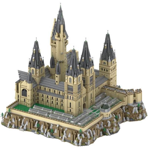 Hogwart's Castle (71043) Epic Extension C4296