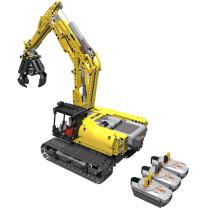 MOC-14259 42006 Excavator full RC