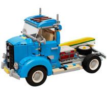 MOC-9001 Vintage Truck