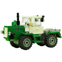MOC-15743 Green tractor