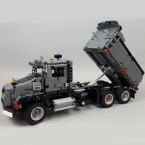 MOC-22014 42078 alternate - Mack Granite Snow Plow