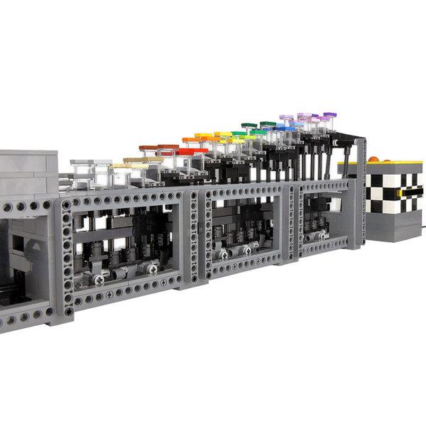 MOC-25851 Rainbow Stepper