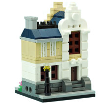 MOC-10740 Mini Modular Townhouse